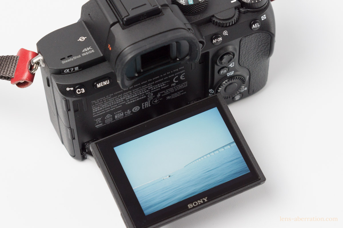 SONY α7III ILCE-7M3