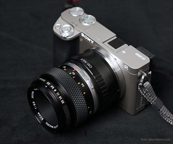 OLYMPUS ZUIKO 50mm F3.5 MACRO
