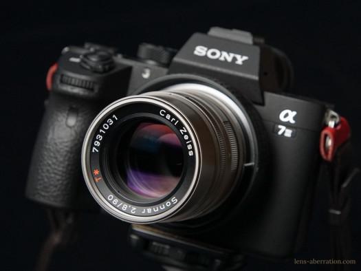 CONTAX G Sonnar 90mm F2.8