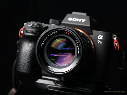 CONTAX Planar T* 50mm F1.4 MMJ