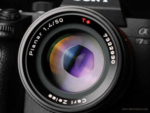 contax planar 50mm f1.4 MMJ