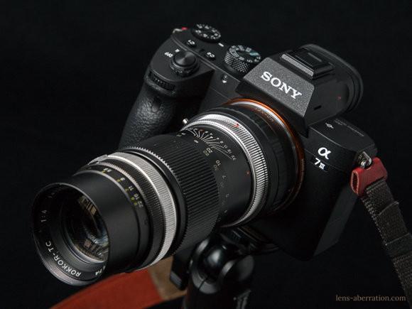 MINOTA-TC 135mm F4