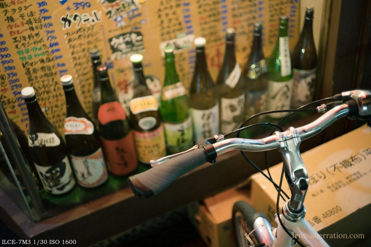α7III×Konica C35-HEXANON 38mm F2.8