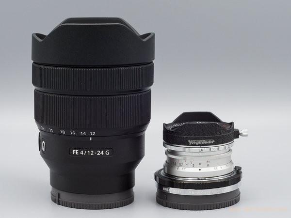 FE 12-24mm F4 G×UWH 12mm F5.6