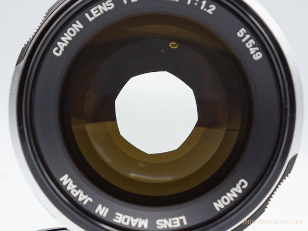 Canon FL 55mm F1.2