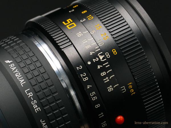 Leica SUMMICRON-R 50mm F2