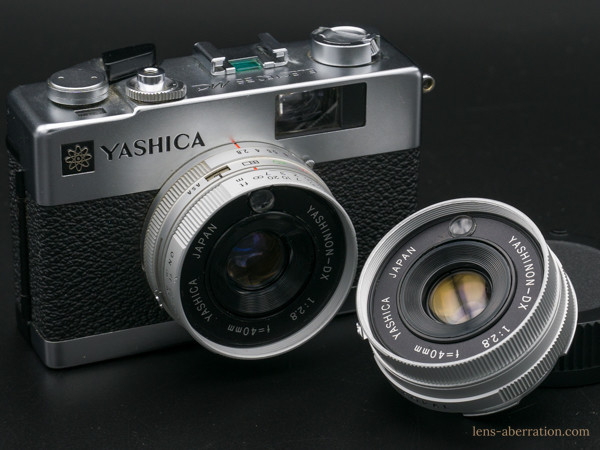 YASHICA ELECTRO 35MC