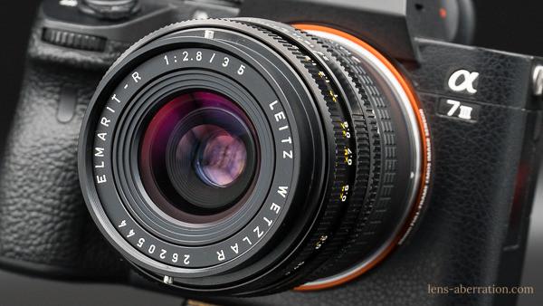 Leica Elmarit-R 35mm F2.8
