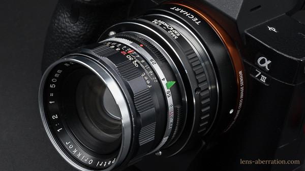 PETRI Orikkor 50mm F2