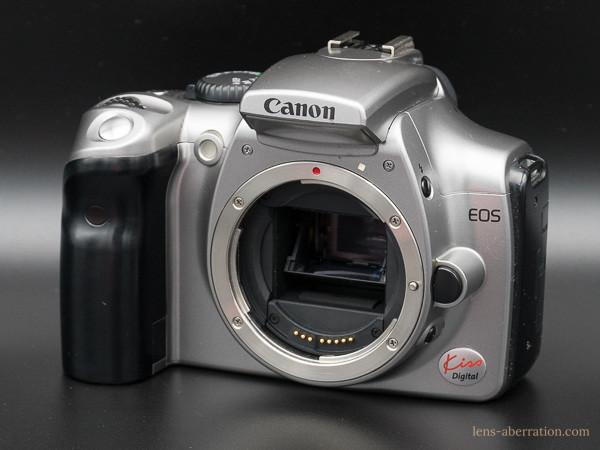 Canon EOS】630万画素の初代キスデジ(2003)で撮ってみた。 – 収差Love