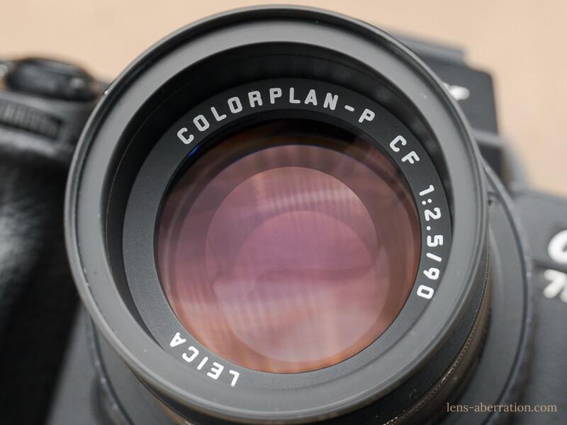 LEICA COLORPLAN-P CF 90mm F2.5