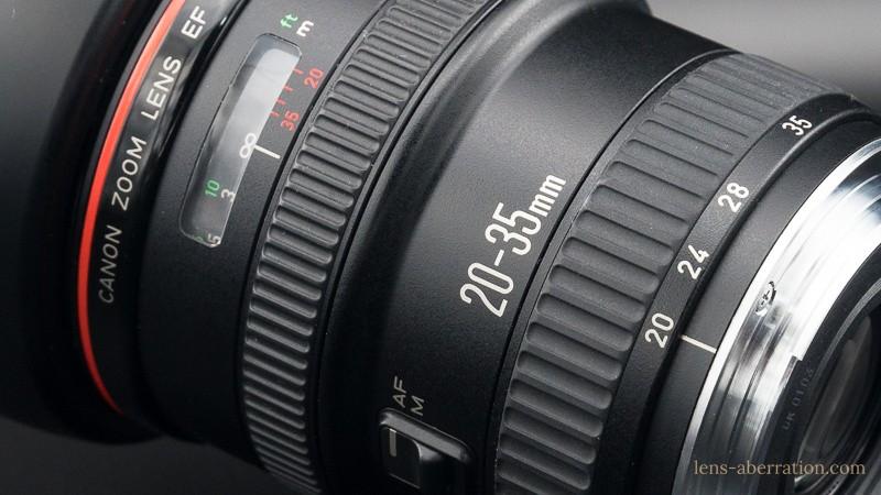Canon EF 20-35mm F2.8 L
