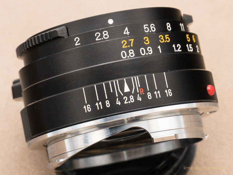 MINOLTA M-ROKKOR 40mm F2